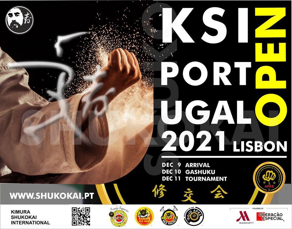 KSI Portugal Open 2021